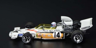McLaren Ford M19 South African GP 1972 P.Revson