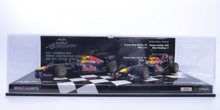 Formula One World Constructors Champions-Red bull Racing Renault RB7-2011