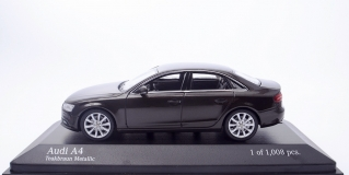 Audi A4 2011 brown metallic