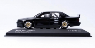 Audi 200 quattro Test Car Trans-AM 1988