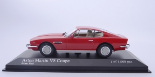 Aston Martin V8 Coupe 1987 Red