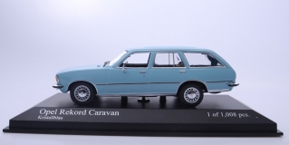 Opel Rekord D Caravan 1975 Light blue
