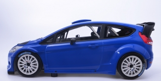 FORD FIESTA RS WRC Street 2011 Blue